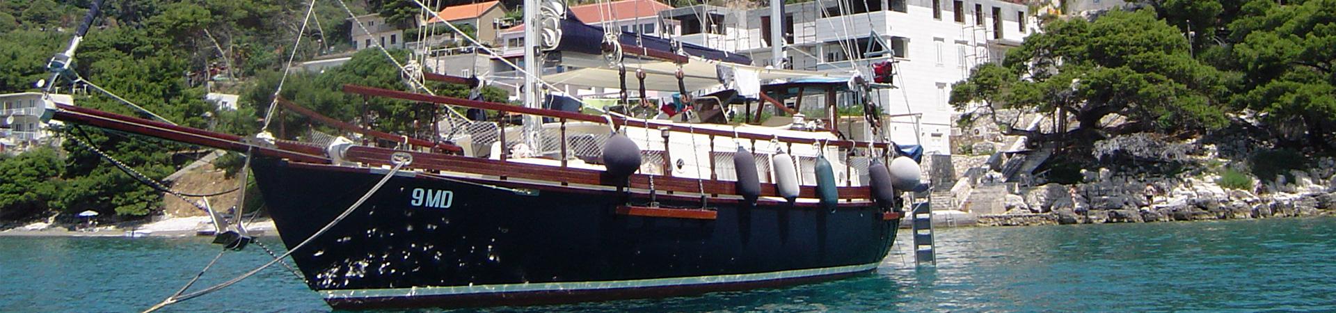 yachtcharter kroatien mit skipper